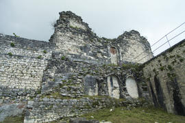 Ruins of ancient fortress remind people of last eras